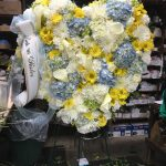 funeral flowers, sympathy, flowers, bayport flower houses, bayport, ny