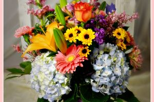 flowers, gifts, bayport flower houses, hydrangea